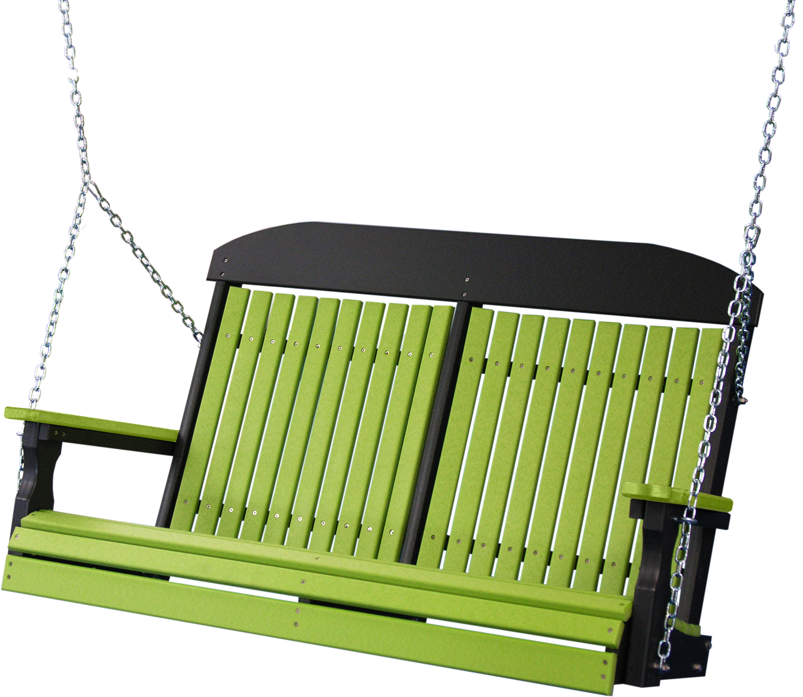 classic swing lime green black tri state outdoor products llc