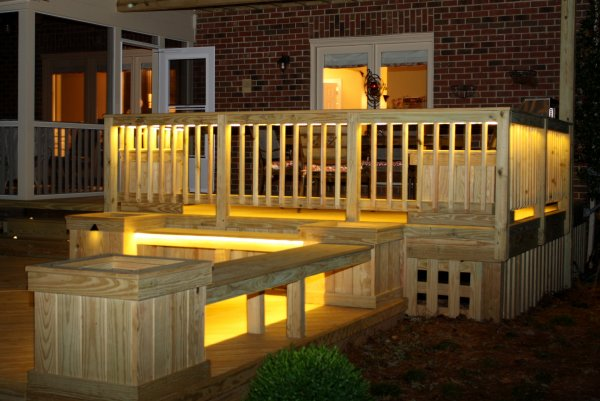 Lighting Plays An Important Role In How People Experience Life. Lighting  Also Impacts How People Enjoy Their Outdoor Living Spaces.