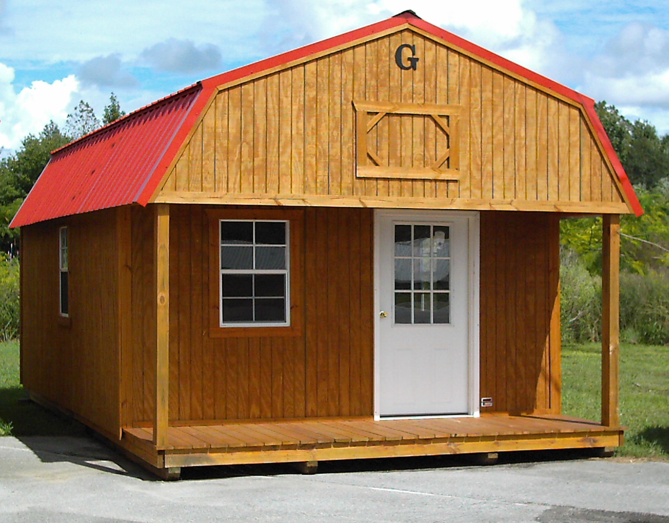 Schrock's Woodshop Portable Storage Buildings – Tri-State ...