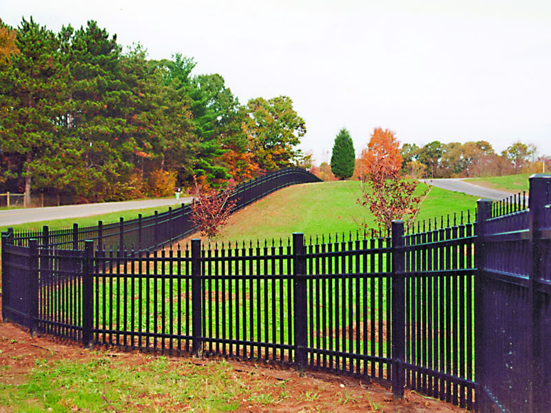 Aluminum Fence Amp Railing Tri State Outdoor Products Llc